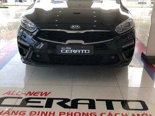 Bán ô tô Kia Cerato 1.6 AT đời 2019, màu đen, giá 579 triệu