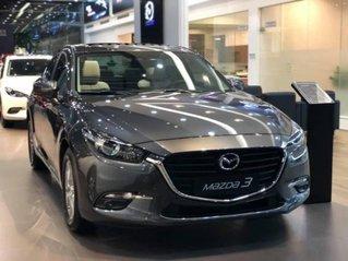 Siêu khuyến mãi giảm giá khủng với chiếc Mazda 3 2019, màu xám, giao nhanh