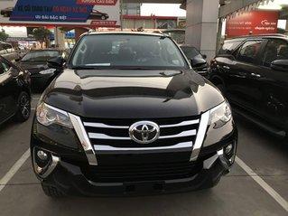 Cần bán xe Toyota Fortuner 2.4MT năm sản xuất 2019, màu đen, tặng phụ kiện chính hãng