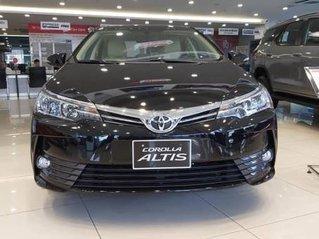 Bán Toyota Corolla Altis 1.8G năm sản xuất 2019, màu đen, giao xe nhanh