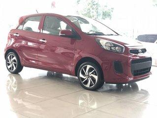 Bán xe Kia Morning AT sản xuất 2019, màu đỏ, giá giảm nhẹ