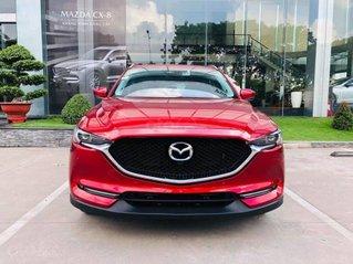 Cần bán xe Mazda CX 5 Deluxe sản xuất 2019, màu đỏ, xe mới chính hãng
