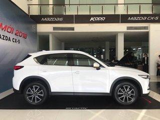 Mazda Phú Mỹ Hưng cần bán xe Mazda CX5 đời 2019, màu trắng, giá cạnh tranh