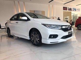Bán Honda City CVT sản xuất năm 2019, màu trắng, giá chỉ 559 triệu