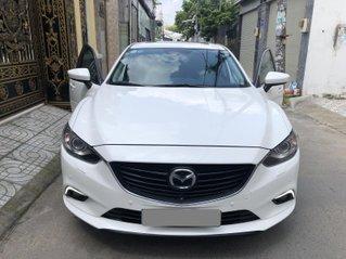 Mình cần Bán Mazda 6 bản full  đời 2017 đi kỹ như mới, giá thấp