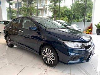 Bán xe Honda City TOP đời 2019, màu xanh lam, xả giá vốn