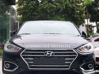 Giao xe toàn quốc - Hyundai Accent 1.4MT 2019, màu đen