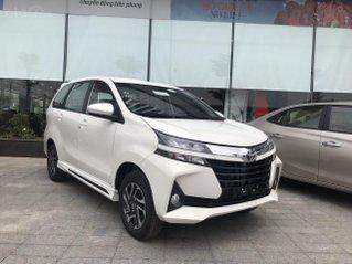 Cần bán Toyota Avanza 1.5AT 2019, màu trắng, xe nhập