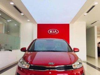 Kia Quảng Ninh bán Kia Soluto 1.4 AT Deluxe sản xuất 2019, màu đỏ