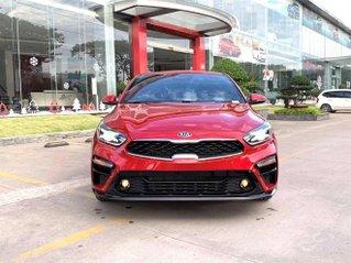 Bán xe Kia Cerato 1.6 Deluxe sản xuất năm 2019, màu đỏ, giá cạnh tranh