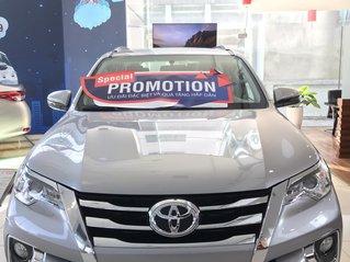 Bán Toyota Fortuner 2.4G 4x2 tự động - KM cực sốc - Trả trước chỉ từ 280tr