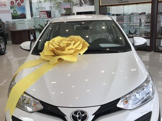 Cần bán Toyota Vios 1.5E CVT số tự động, ưu đãi khủng tặng 1 năm BHVC