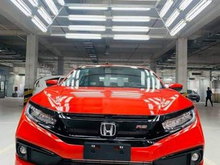 Bán Honda Civic E sản xuất 2019, màu đỏ, xe nhập, giao nhanh toàn quốc