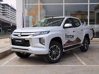 Cần bán xe Mitsubishi Triton 4x4 MT MIVEC 2019, xe nhập chính hãng