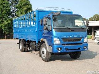 Cần bán xe tải Mitsubishi Fuso năm 2019, màu xanh lam, thùng bạt
