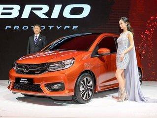 Cần bán Honda Brio G năm sản xuất 2019, nhập khẩu nguyên chiếc, giá 408tr