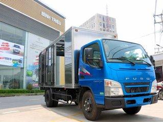 Bán Mitsubishi Canter 4.99 năm sản xuất 2019, giá cạnh tranh toàn quốc