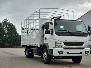 Bán Mitsubishi Fuso Canter 10.4 sản xuất năm 2019, màu xanh lam, nhập khẩu nguyên chiếc