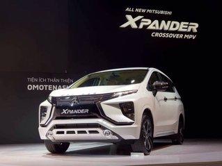 Cần bán xe Mitsubishi Xpander 1.5AT đời 2019, màu trắng, nhập khẩu