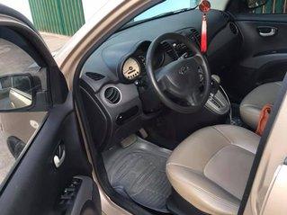 Bán gấp với giá thấp chiếc Hyundai Grand i10 tự động đời 2010, xe còn mới chưa xuống cấp