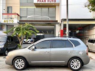 Cần bán xe Kia Carens 2.0 sản xuất 2010, màu xám full options