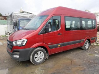 Bán Hyundai Solati 2019, màu đỏ, giá chỉ 750 triệu