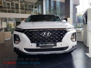 Hyundai Santa Fe 2020 máy dầu bản đặc biệt, siêu phẩm mùa hè, giảm ngay 50% thuế trước bạ khi mua xe