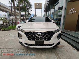 Hyundai Santa Fe 2020 bản cao cấp máy xăng - giá hời mùa Covid - Call/Zalo/SMS để giao dịch ngay