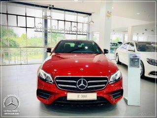 Cơ hội tốt nhất để mua Mercedes-Benz E300 New - KM 100% thuế trước bạ, trả 799 triệu nhận xe