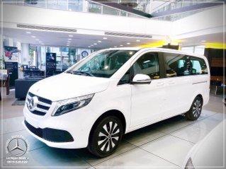 Mercedes-Benz V250 Luxury Model 2020, xe gia đình 7 chỗ - có xe giao ngay, trả góp 80%