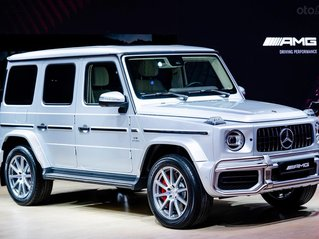 Bán Mercedes-AMG G63 new model 2020 - SUV nhập khẩu - xe giao sớm