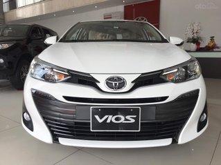 [Toyota An Sương] Toyota Vios 2020 - Ưu đãi lãi suất chi 0,5%, ưu đãi đặc biệt tháng 9-10/2020