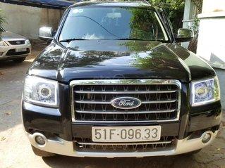 Cần bán xe Ford Everest 2008, màu đen mới 85%, liên hệ chính chủ Thanh
