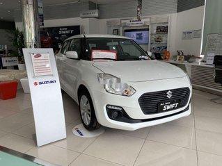 Bán xe Suzuki Swift sản xuất 2019, màu trắng, nhập khẩu