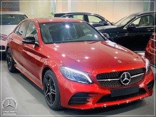Bán Mercedes C300 AMG New 2020 với giá tốt nhất- Bank hỗ trợ 80%