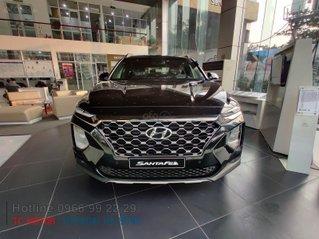Hyundai Santa Fe bản cao cấp, máy xăng, giá kịch sàn, nhiệt tình khỏi bàn