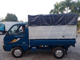Bán Thaco 9 tạ sản xuất 2020, màu xanh và trắng, giao xe ngay