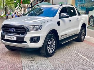 Bán ô tô Ford Ranger, màu trắng, siêu ưu đãi