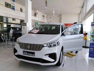 Bán Suzuki Ertiga số sàn 7 chỗ đời 2020 nhập khẩu bán trả góp đưa trước 165 triệu