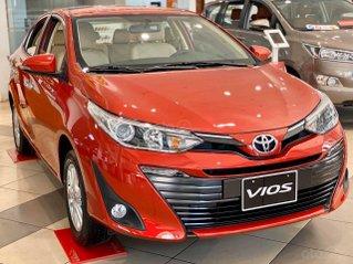 Toyota Cam Lâm/ Ninh Hòa/ Khánh Hòa - giá bán Vios 2020 bản cao cấp