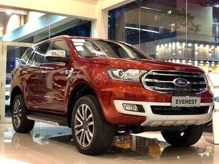 Ford Everest Titanium, nhập Thái, sản xuất 2020