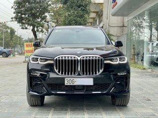 BMW X7 XDrive40i M-sport full kịch option SX 2019 đăng kí 2020 mới 99,99%, odo 1.200km