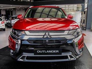 Bán Mitsubishi Outlander 2021 chỉ 180tr xe lăn bánh, trả góp 85%, giao xe tận nhà