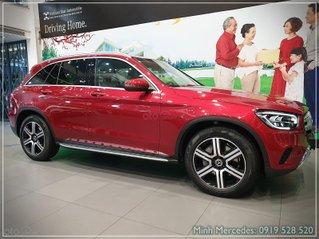 2021 Mercedes-Benz GLC 200 4Matic new - xe giao ngay - ưu đãi lớn - bank hỗ trợ 80%