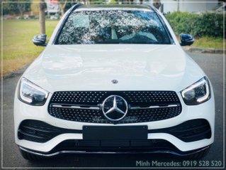 2021 Mercedes-Benz GLC 300 AMG new /đủ màu giao ngay - ưu đãi tốt nhất - bank HT 80%