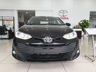 Bán Toyota Vios 2020 tặng tiền mặt, phụ kiện và BH, trả trước 140tr nhận xe giá rẻ nhất khu vực Nam Định