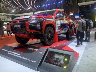 Mitsubishi Triton 2020 trả góp 90% giảm giá hot