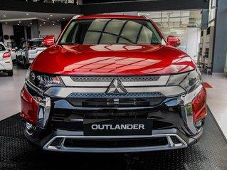 Mitsubishi Outlander 2020 trả góp 90%, khuyến mãi lên đến 55tr