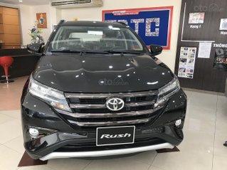 Giá xe Toyota Rush 1.5G AT 2020, nhập khẩu nguyên chiếc, giảm giá sập sàn, hỗ trợ trả góp
