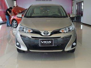 Toyota Vios 1.5G 2020 - Giá cực tốt - 0931548866